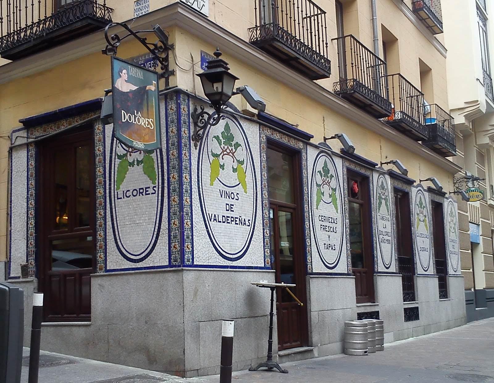 los-10-bares-mas-castizos-de-madrid